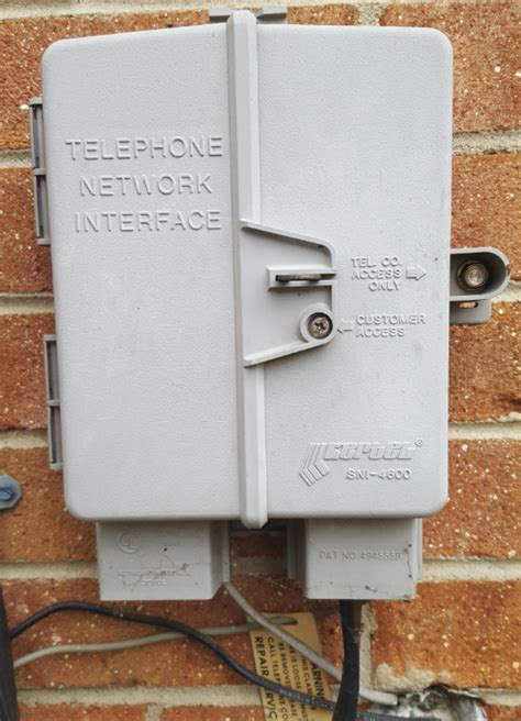 Exterior Telephone Cable Removal - Phone - Phone Forum