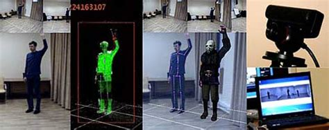 iPi Studio Markerless Motion Capture Software