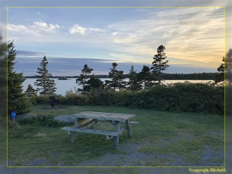Porters Lake Provincial Park, Campground, West Porters