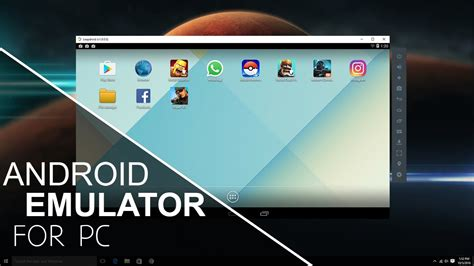 Top 3 Best Android Emulator For PC 2016 - YouTube