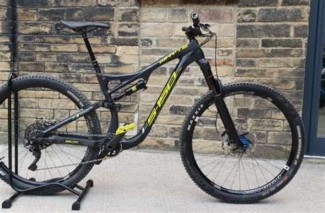 2018 Whyte S150 C-RS carbon medium - Classifieds for sale