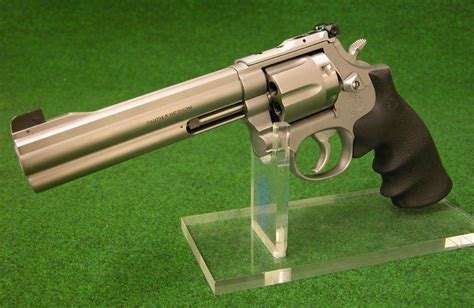 """Shooters Shop   BASIC TARGET S&W 686 6""""Zoll 357 Magnum"""