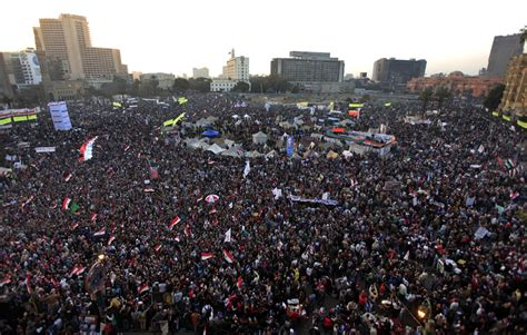 Four Days that Shook the World by Sameh Naguib