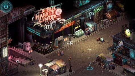 First look at gameplay from upcoming Shadowrun Returns