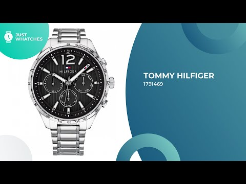 TOMMY HILFIGER Multifunktionsuhr »CASUAL, 1791722« | OTTO
