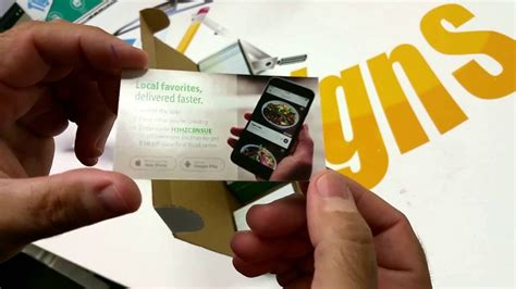 UberEats Promo Code Cards - UberEats Coupon Cards - YouTube
