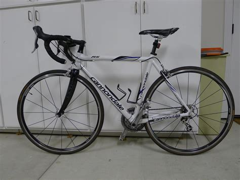 Stolen 2008 Cannondale CAAD9 R5