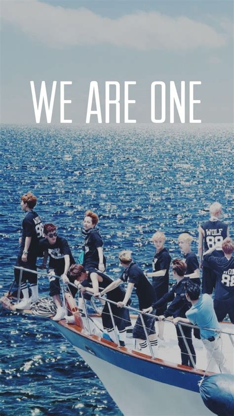 """EXO: XOXO """"We Are One"""" HD Wallpaper   Recipes to Cook"""