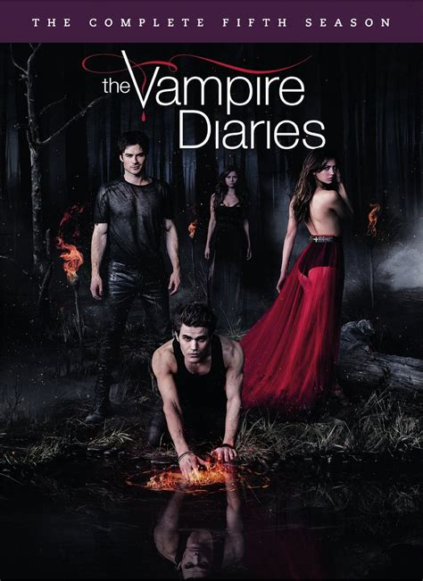 The Vampire Diaries: The Complete Fifth Season (DVD)   The