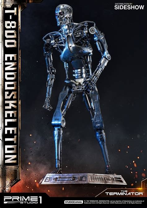 Terminator: T-800 Endoskelett - Limited Edition HD Museum