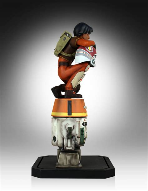 Updated Look at Star Wars Rebels Ezra with Chopper