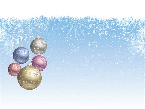 Christmas bauble background - Download Free Vectors