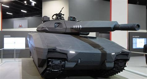 New Polish Tank Anders Unlikely to Become 'Killer' of