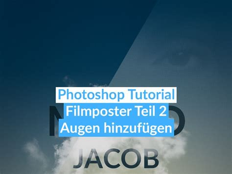 Photoshop Filmposter Tutorial: Gone Girl Teil 2 - URBAN BASE