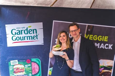 Nestlé präsentiert Garden Gourmet Incredible Burger