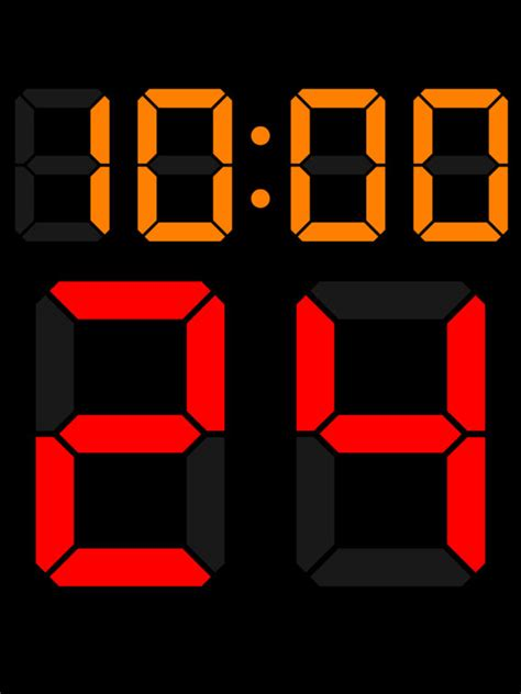 App Shopper: Basketball Shot Clock 24 (Sports)