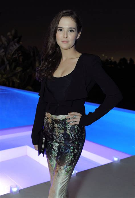 ZOEY DEUTCH at 10th Annual Teen Vogue Young Hollywood