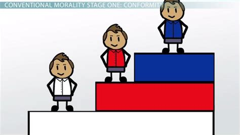 Conventional Morality: Definition & Stages - Video