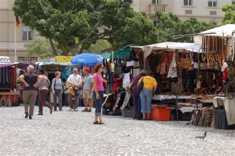 Greenmarket Square, Cape Town, South Africa