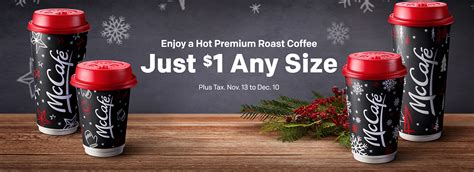 McDonald's McCafé Canada Deal Starts Today: Coffee for
