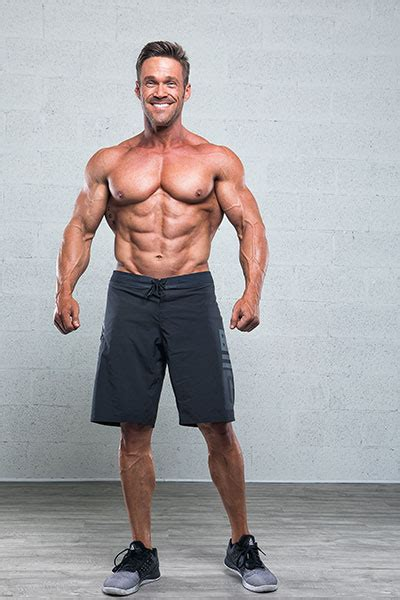 Chris Powell Workout - His Own Extreme Weight Loss Methods