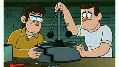 Stanley and Stanford (Gravity Falls) - YouTube