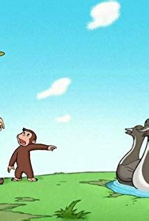 """Curious George"" Water to Ducks/Animal Magnetism (TV"
