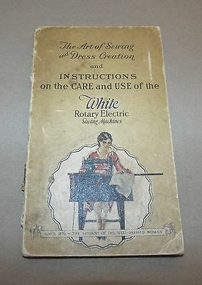 Price Guides & Publications, Sewing (Pre-1930), Antiques