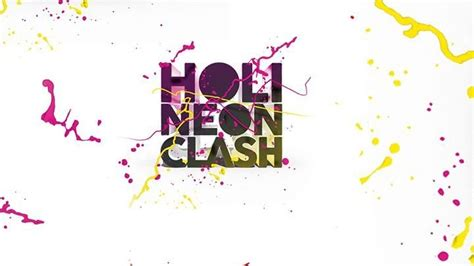 Party - Soo!!! Muss Party! Holi Neon Clash Edition FSK 16