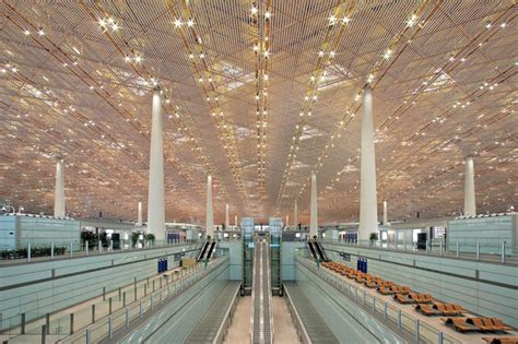Beijing Airport – The World's Largest Airport Building