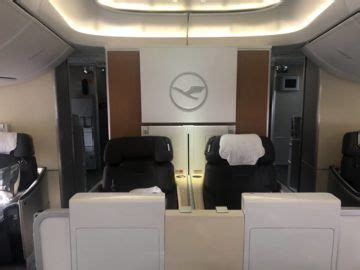 Review: Lufthansa First Class Boeing 747-8i