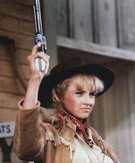 """Melody Patterson, Wrangler Jane, on the old """"F Troop"""" we"""