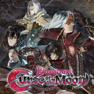 Bloodstained: Curse of the Moon - Wikipedia