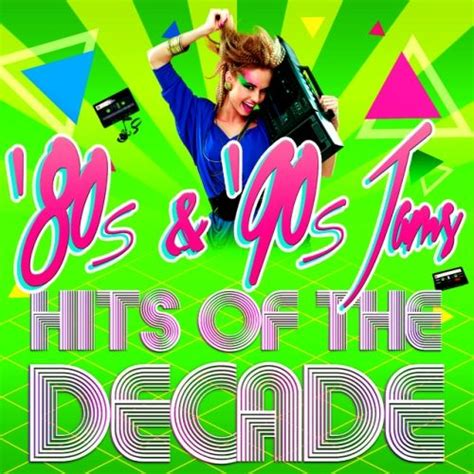 80s And 90s Jams! Hits Of The Decade (CD2) - mp3 buy, full
