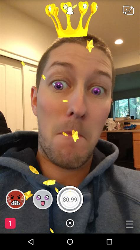 Liked Those Snapchat Selfie Lenses? You Can Now Buy Them