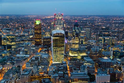 The Square Mile | The City of London is the ancient heart