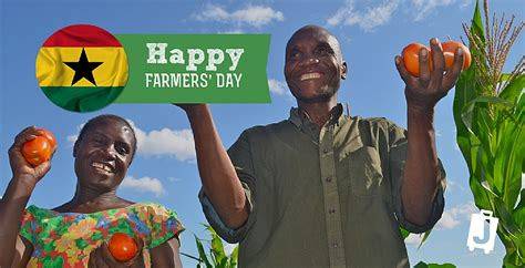 Happy Farmers' Day! But It Could Be Made Happier