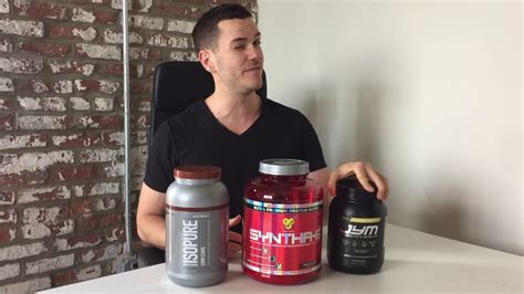 Best Whey Protein Powder for Gaining Weight - YouTube