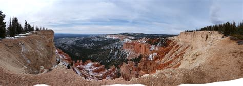 Rainbow and Yovimpa view points - Bryce Canyon National