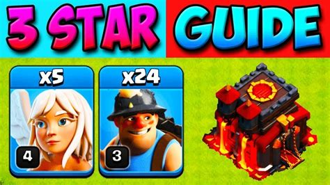 TH10 MINER ATTACK! Town Hall 10 Attack Strategy CLASH OF