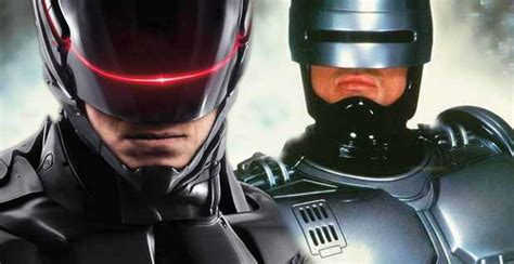 """What are the major differences between """"RoboCop"""" and its"""
