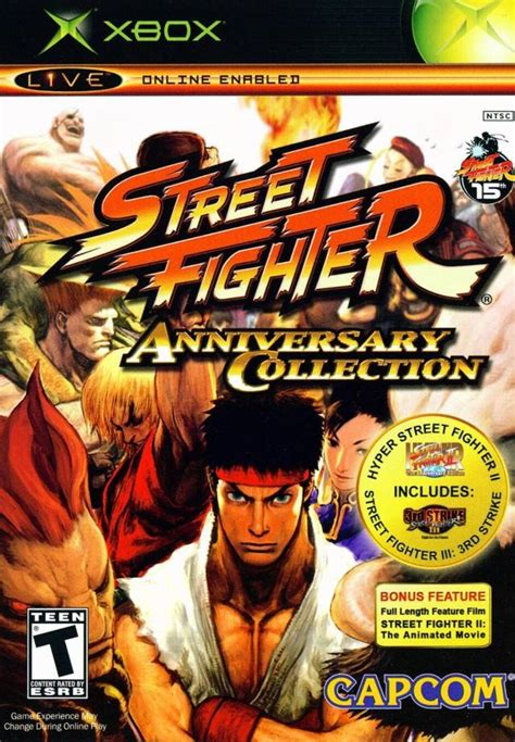Street Fighter: Anniversary Collection (Game) - Giant Bomb