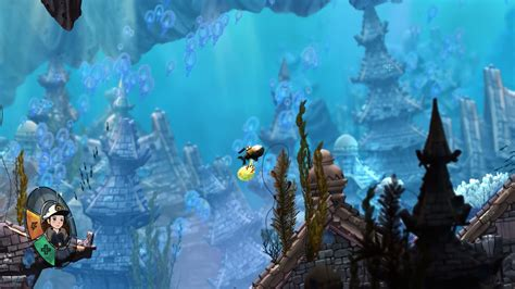 Song of the Deep - Test zum Unterwasser-Metroidvania - NAT