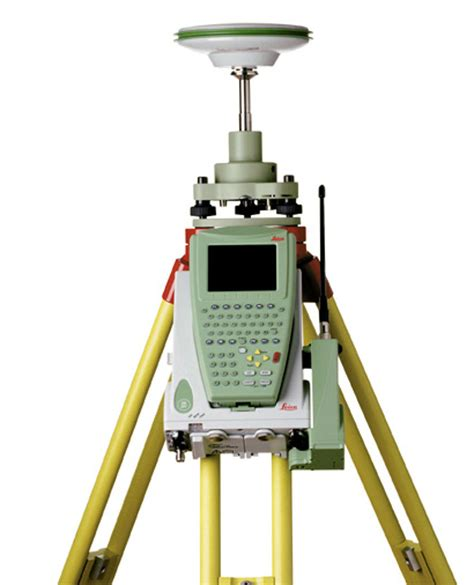 GNSS Leica System 1200