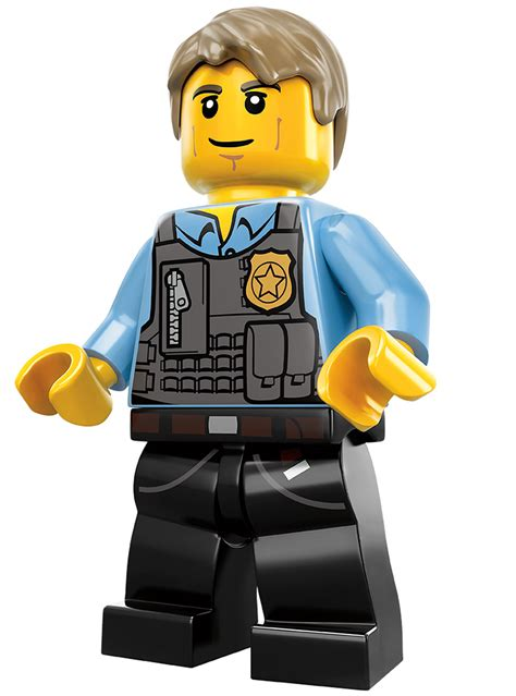 Chase McCain Art - Lego City Undercover Art Gallery