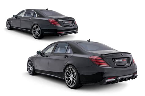 Maybach S650 Not Enough? Check Out The New Brabus 900