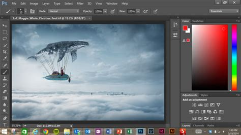 Adobe brings updated touch experience to Photoshop on