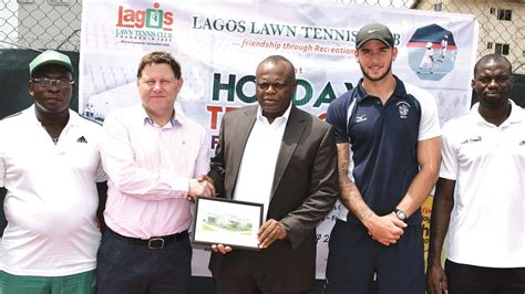 Lagos Lawn Tennis Club partners UK-based Culford School on