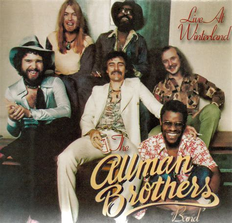 The Allman Brothers Band - Live At Winterland (CD, Limited