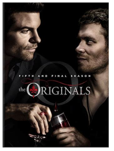 The Originals The Fifth and Final Season DVD
